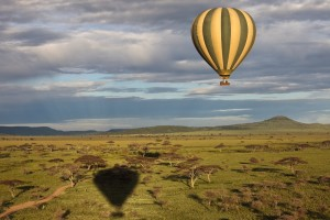 Serengeti Balloon Flight